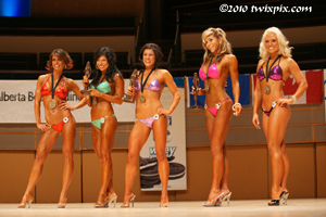 Edmonton bikini contests