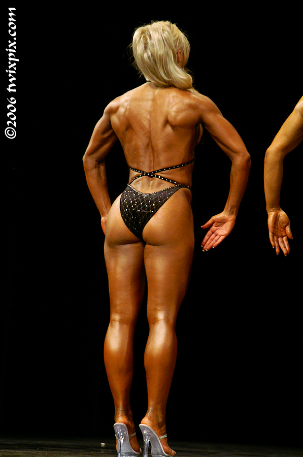 2006 British Columbia Bodybuilding, Fitness & Figure