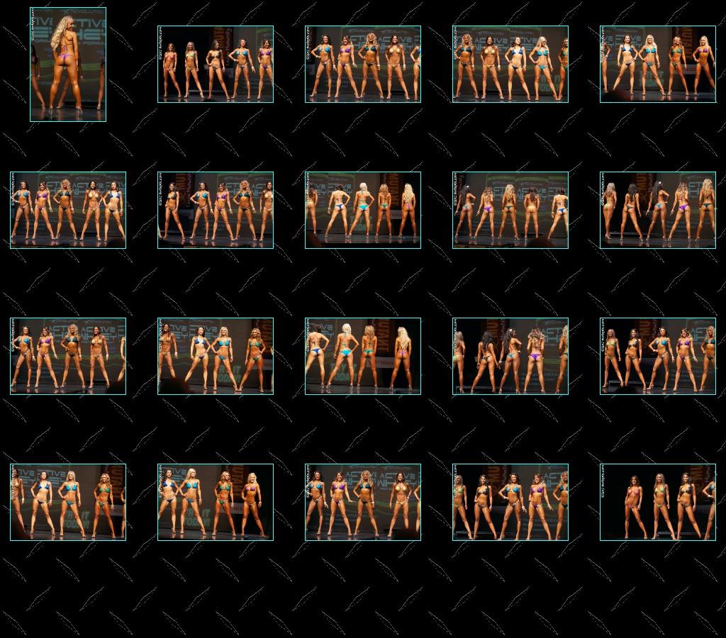 2012 BC Provincials Bodybuilding, Fitness, Figure & Bikini