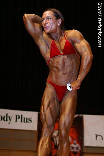 2007 CBBF Canadian Bodybuilding Championships