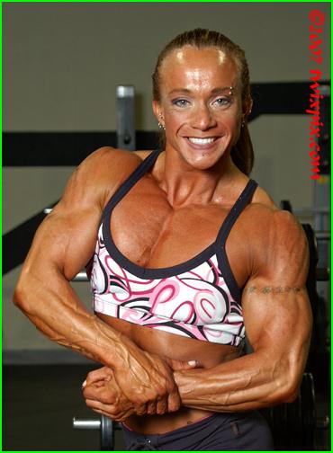 2007 CBBF Canadian Bodybuilding Championships - Janeen