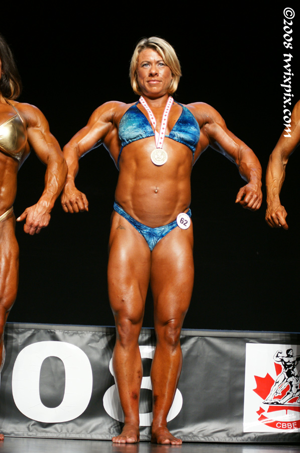 2008 CBBF Canadian Bodybuilding Nationals