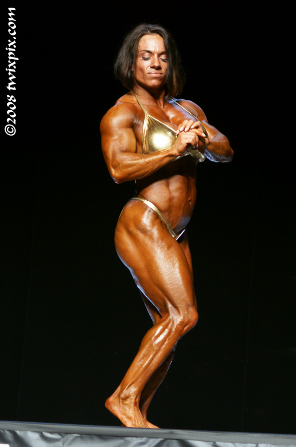 Wendy mcmaster is a muscle brick house
