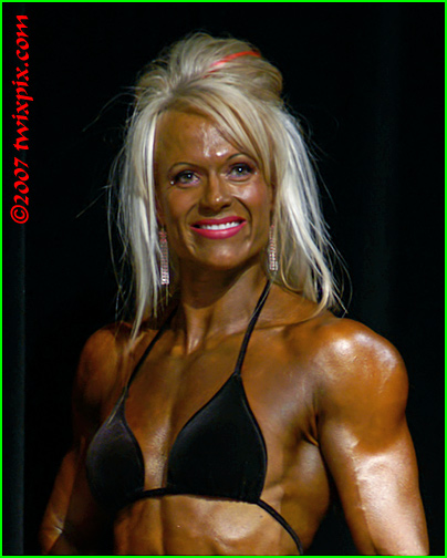 2007 Canadian National Fitness & Figure Championships - J