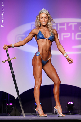 2019 NPC Night of Champions - Bodybuilding, Physique