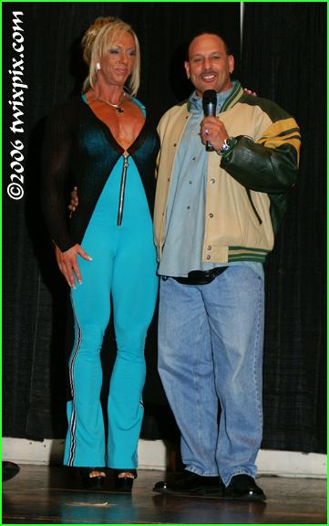 Lora Ottenad   Tony Aponte. 2006 NPC Northwest   Bodybuilding  Fitness   Figure Championships