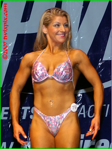 2007 Sandra Wickham Fall Classic - Bodybuilding, Fitness