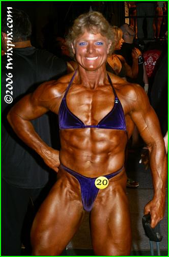 2006 NPC Bodybuilding.com Emerald Cup - Heavyweight